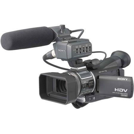sony hvra1u digital hdv 1080i handycam camcorder hvr a1u rh adorama com sony hdv 1080i mini dv user manual sony hdv 1080i user manual