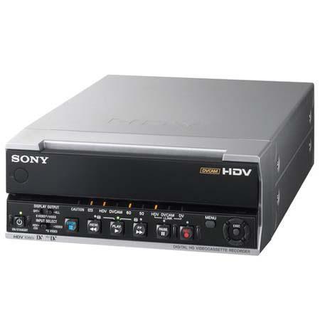 Sony hvr-m15au hvrm15au desktop hdv vtr player / recorder.