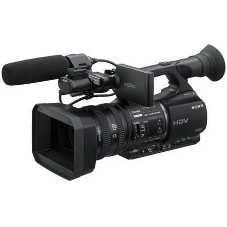 sony hvr z5u hdv high definition handheld professional camcorder rh adorama com sony hvr z7 manual pdf sony hvr-z7 service manual