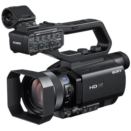Sony HXR-MC88 Compact Full HD Camcorder with Fast Hybrid AF, 24x Zoom, 1 0  Type Exmor RS CMOS Sensor & AVCHD Recording