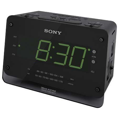 Sony ICF-C414 Clock Radio with 1 4