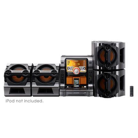 Sony LBT-ZX99i Muteki Hi-Fi Music System, 720 Watts Output Power, CD Play  Modes