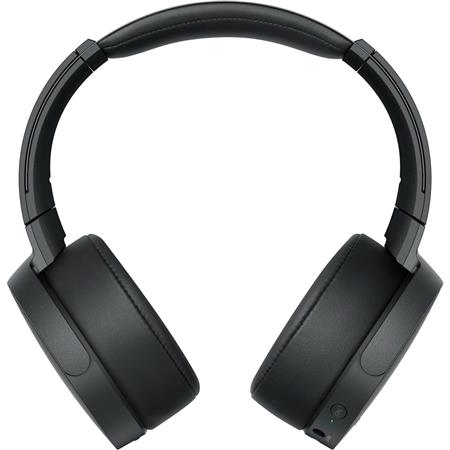 Sony MDR-XB950N1 EXTRA BASS Noise-Canceling Around Ear Bluetooth Wireless  Headphones with Microphone, Black