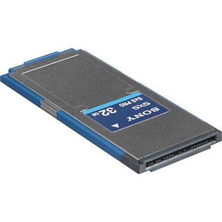 Sony SBP32-32GB SXS PRO Memory Card