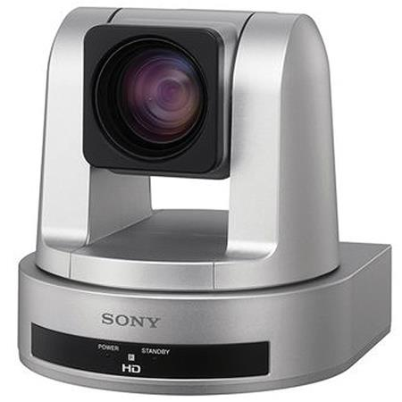 Sony SRG-120DH 1080p/60 HD PTZ Remote Desktop Camera, 2 1MP, 12x Optical  Zoom