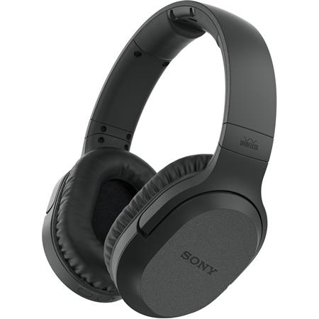 Sony Wh Rf400 Wireless Bluetooth Over Ear Home Theater Headphones With Mic Whrf400