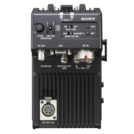 Sony XDCA-55: Picture 1 regular