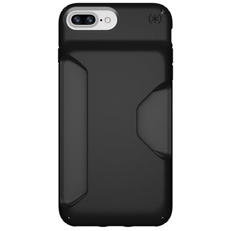 free shipping f9acf d309c Speck Presidio Wallet Case for iPhone 8 plus /7 plus /6s plus /6 plus -  Black/Black