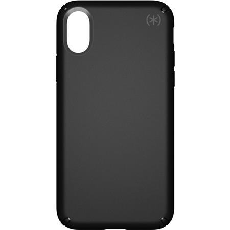 timeless design aac32 88c38 Speck Presidio Case for iPhone X - Black/Black