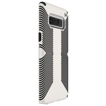 new concept 241b4 64cd9 Speck Presidio Grip Case for Samsung Galaxy Note 8 - White/Black