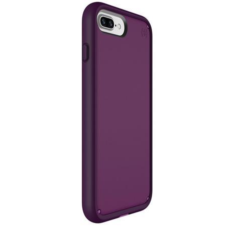 reputable site 7b0fd 820cd Speck Presidio Ultra Case for iPhone 8 plus /7 plus /6s plus /6 plus -  Mangosteen Purple/Hibiscus Pink/Eggplant Purple