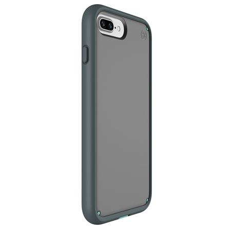 watch ae40f 7b487 Speck Presidio Ultra Case for iPhone 8 plus /7 plus /6s plus /6 plus - Sand  Grey/Surf Teal/Mountainside Grey