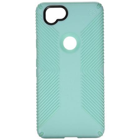 sale retailer ad9e7 f8b4c Speck Presidio Grip Case for Google Pixel 2, Surf Teal/Mykonos Blue