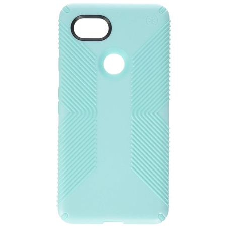 sale retailer 69ab6 b4756 Speck Presidio Grip Case for Google Pixel 2 XL, Surf Teal/Mykonos Blue