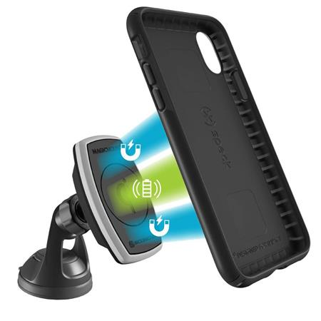 timeless design 45761 10e80 Speck Presidio Mount Case for iPhone XS Max, Black