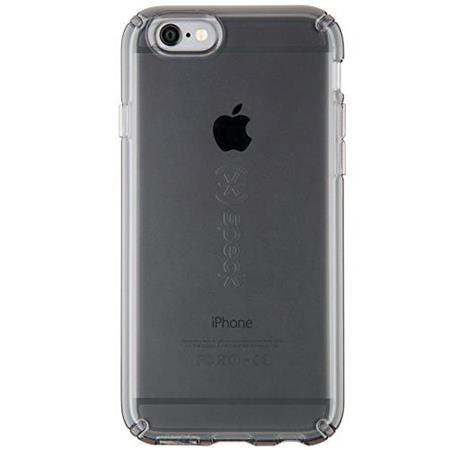 timeless design 4bed3 7f39f Speck CandyShell Clear Case for Apple iPhone 6 and 6s, Onyx Black