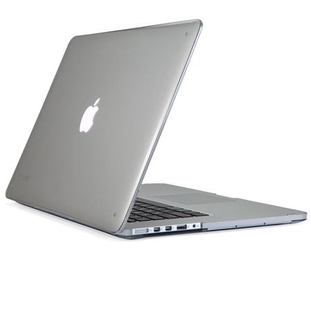 new product bb8f0 52fbd Speck SeeThru Hard Shell Case for MacBook Pro with Retina Display 15