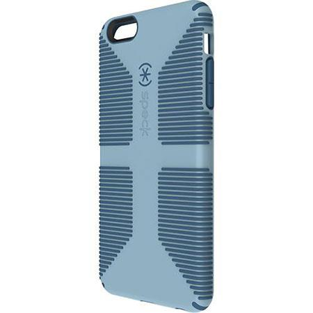 pick up 4f2d4 1699d Speck CandyShell Grip Case for iPhone 6 Plus, River Blue/Tahoe Blue