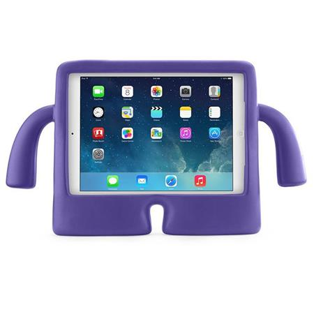 wholesale dealer a2e27 c7c7a Speck iGuy Freestanding Protective Case for iPad Air and iPad Air 2, Grape  Purple