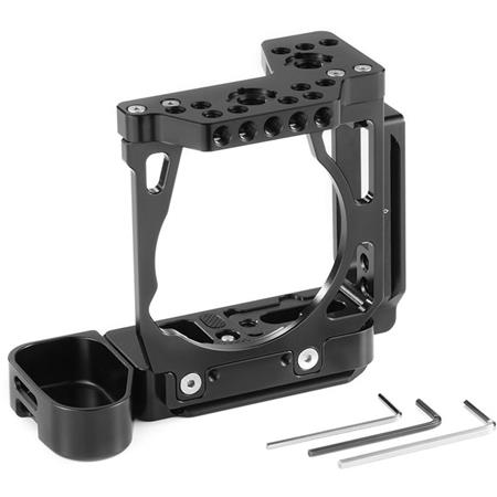 SmallRig Half Cage with Arca L-Bracket for Sony A7III and A7RIII Camera