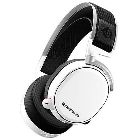 Steelseries Arctis Pro Wireless Gaming Headset White 61474 Adorama