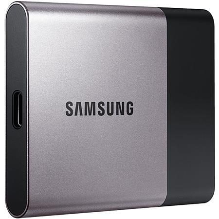 Samsung T3 250GB Portable External SSD