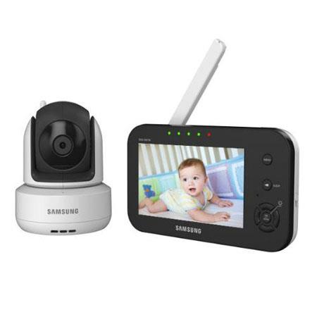 Samsung SEW-3041W Brilliant View Baby Monitoring System