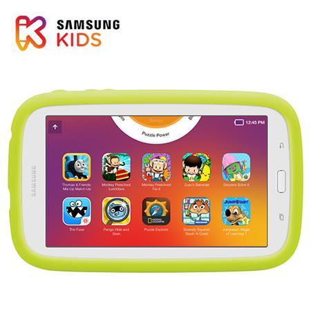 samsung galaxy tab e lite 7 0 8gb kids tablet with bumper. Black Bedroom Furniture Sets. Home Design Ideas