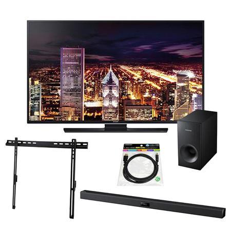 Samsung 55 Hu6840 Series 4k Uhd Smart Led Tv Whw Un55hu6840fxza A