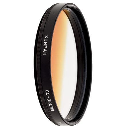 Sunpak 55 Brown Filter: Picture 1 regular