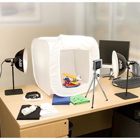 Smith Victor Imagemaker Fluorescent Light Tent Kit 402049