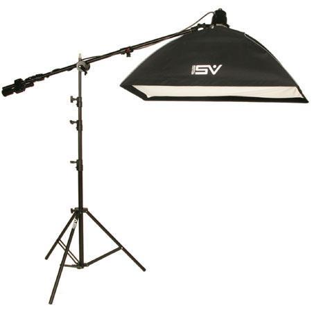 Smith Victor K73 600w Quartz Studio Lighting Kit Stand 401416