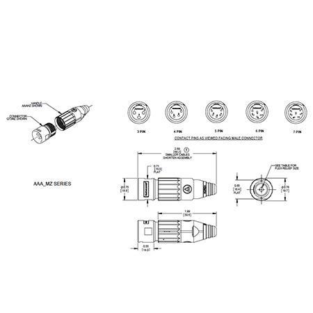 Xlr 5 Pin Wiring - Wiring Diagram List  Pin Microphone Plug Wiring Diagram on