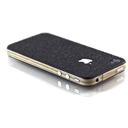 SlickWraps Board Series Black Grip Tape for iPhone 4/4S