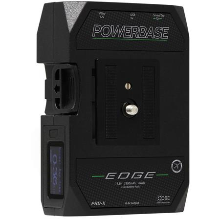 Core Swx Powerbase Edge Cine V Mount Battery Pack For Sony A7 A9 Camera Pb Edge