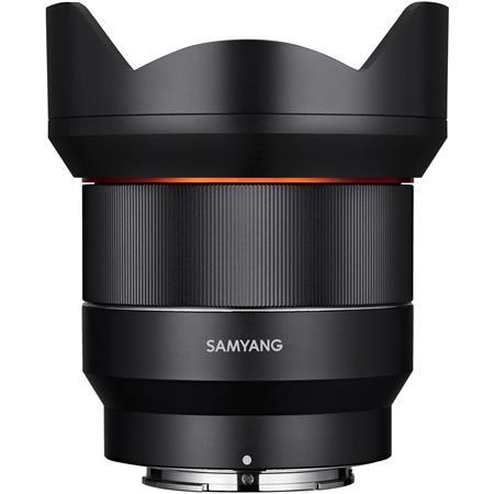 Sony E Mount Full Frame Lenses >> Samyang 14mm F2 8 Af Wide Angle Full Frame Auto Focus Lens For Sony