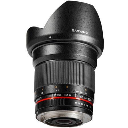 Samyang 16mm F/2.0: Picture 1 regular