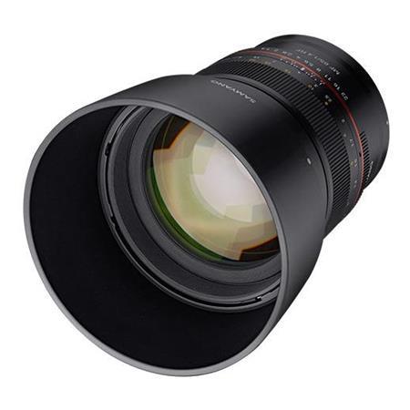 Samyang Optics 85mm F1.4 AS IF UMC Lens For Sony E Mount