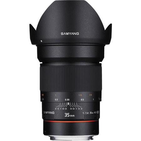 Samyang 35mm F1.4 Aspherical: Picture 1 regular