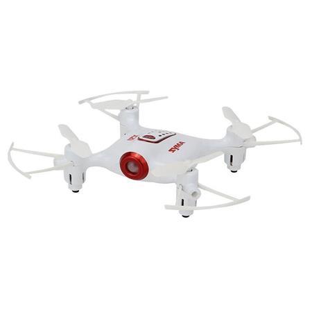 Syma X21 Mini LED Quadcopter, White X21