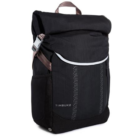 Timbuk2 Lux Waterproof Backpack, Polyester, Black 541-3-2000