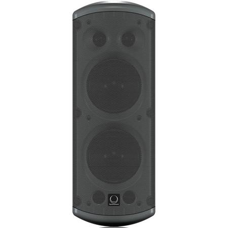 turbosound impact 65t dual 2 way 5 passive loudspeaker pair black 65t. Black Bedroom Furniture Sets. Home Design Ideas