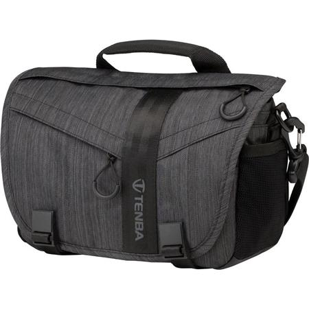 Tenba Dna 8 Messenger Bag Graphite 638