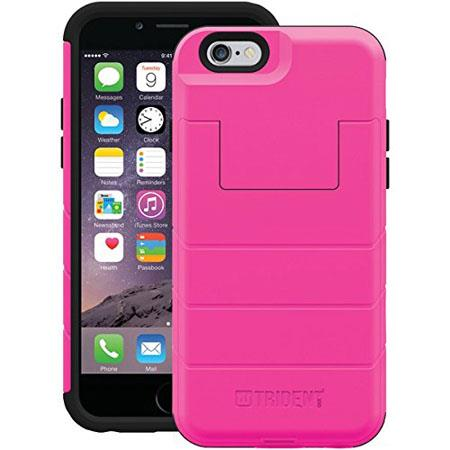 new arrival 65f7d 80918 Trident Aegis Wallet Case for iPhone 6, Pink