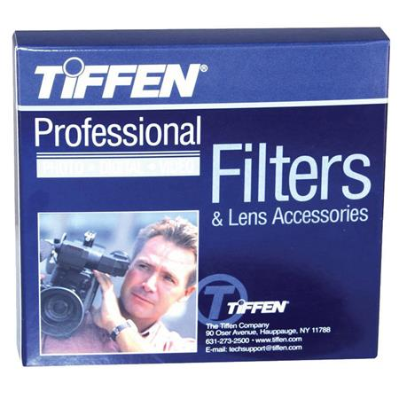 Tiffen 72MM Uncoated Clear Filter