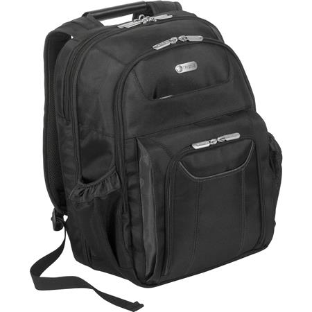 Targus Checkpoint Friendly Air Traveler Backpack For 16 Laptops And Under Black