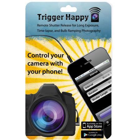 Trigger Happy C3 Remote Control for Various Canon EOS Digital Cameras