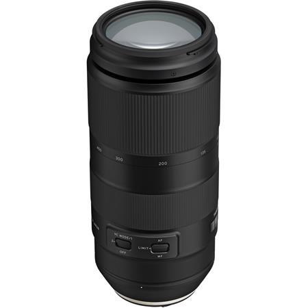 Tamron 100-400mm f/4.5-6.3 Di VC USD Telephoto Lens for Nikon F