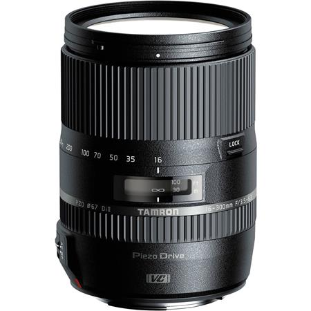 Tamron AFB016C700 16-300mm Lens
