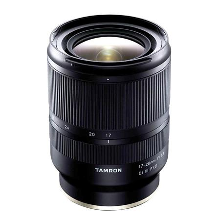 Tamron 17-28mm f/2 8 Di III RXD Lens for Sony E Mount